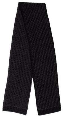 Louis Vuitton Mohair-Blend Knit Scarf