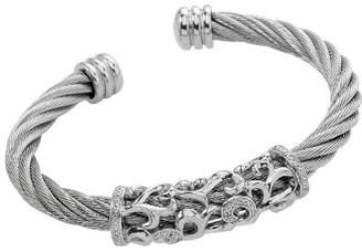 Burgmeister Jewelry Women's Bangle Bracelet 925 Sterling Silver JBM3027 521
