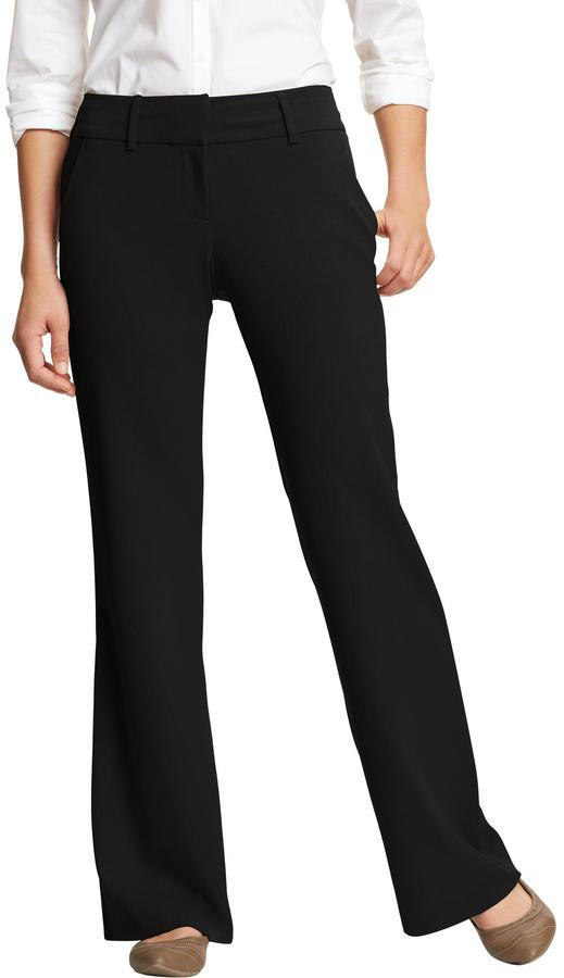 Old Navy Women's Essential Wide-Leg Trousers