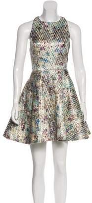 Alice + Olivia Sleeveless Casual Dress