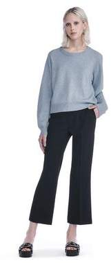 Alexander Wang Cashwool Crop Sweater