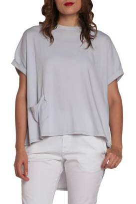 Baci High Low Tee