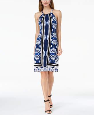 INC International Concepts I.n.c. Petite Embellished Dress, Created for Macy's