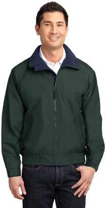 Hunter Port Authority Men's Competitor Jacket XL True True Navy