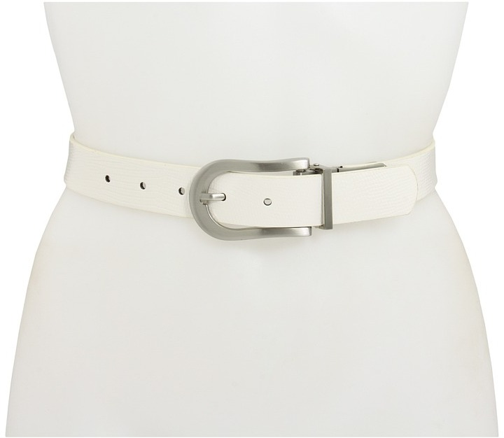 Big Buddha Revers Liz Smooth Belt Women's Belts