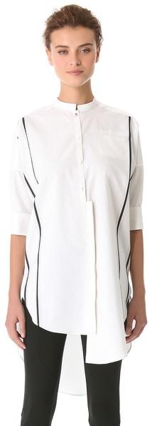 CNC Costume National Oversized Shirt