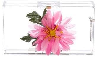 Charlotte Olympia Flowering Pandora Clutch
