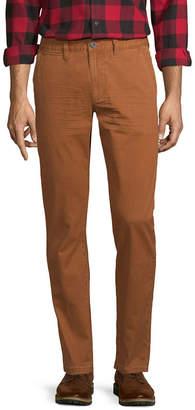 Parker PEYTON & Peyton & Mens Slim Fit Flat Front Pant
