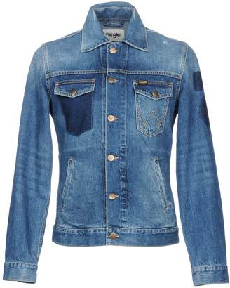 Wrangler Denim outerwear - Item 42667344