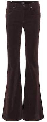 Citizens of Humanity Chloé corduroy flare-leg pants