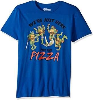Nickelodeon Men's TMNT Short Sleeve Graphic T-Shirt