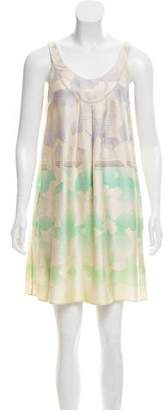 Cynthia Steffe Printed Mini Dress
