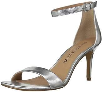 Amazon Brand - 206 Collective Women's Anamarie Stiletto Heel Dress Sandal-High Heeled