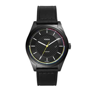 Fossil MEN'S MATHIS WATCH - BLACK DIAL
