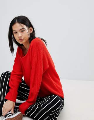 Noisy May Off The Shoulder Jumper