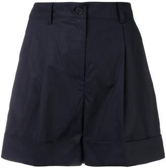 P.A.R.O.S.H. side stripe shorts