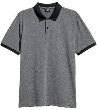 H&M Polo Shirt - Gray