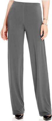 Alfani Knit Wide-Leg Trousers, Created for Macy's $59.50 thestylecure.com