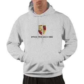 3.1 Phillip Lim YHPrint 3D General Motors Porsche Logo Mens Hooded Pullover with Pocket Casual Hoodies Sweatshirt