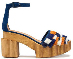 Tory Burch Alma Platform Sandals