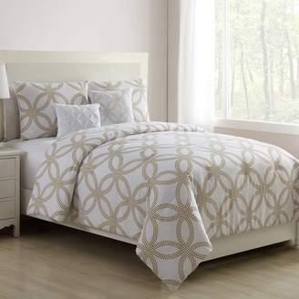 Chloé Vcny VCNY Metallic Comforter Set