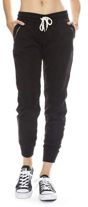 Monrow Pant With Zipper Pockets
