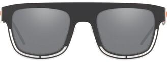 Dolce & Gabbana Eyewear logo sunglasses