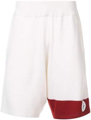 The Elder Statesman X Nba Houston Rockets shorts