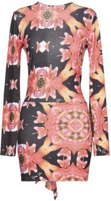 Philipp Plein Short dresses - Item 34985296LC
