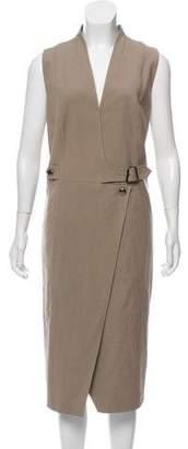 Akris Sleeveless Midi Dress w/ Tags