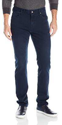 William Rast Men's Dean Slim Straight Leg Jean