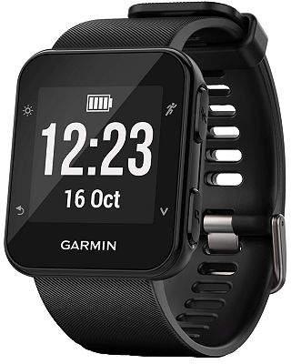 Garmin Forerunner 35 Black Smart Watch-0100168910jcp