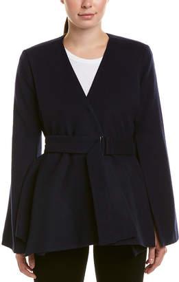 Cosette Phoebe Wool Wrap Coat