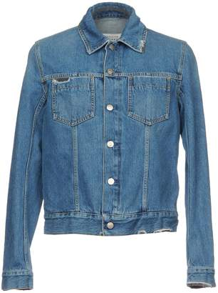 Maison Margiela Denim outerwear - Item 42629737UE
