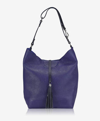 GiGi New York Colette Hobo, Indigo French Goatskin