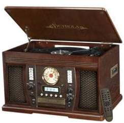 Victrola 7-In-1 Nostalgic Bluetooth Record Player