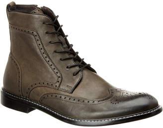 John Varvatos Star U.S.A Leather Wingtip Boot