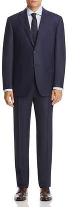 Canali Impeccable Birdseye Classic Fit Suit $1,795 thestylecure.com