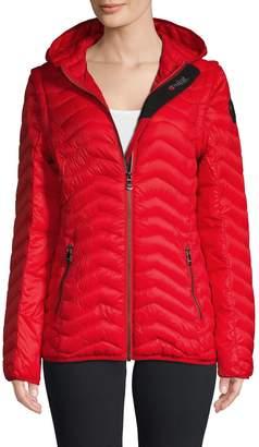 Pajar Amaryllis Packable & Convertible Short Puffer Jacket