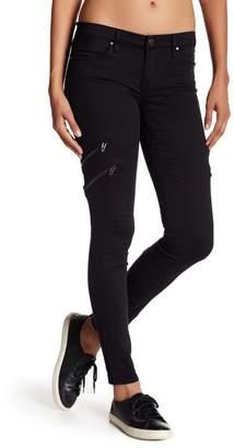 Blank NYC BLANKNYC Denim Moto Zipper Skinny Jeans