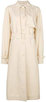 Ports 1961 oversized trench coat