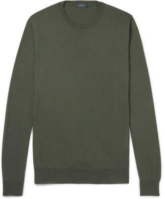 Incotex Virgin Wool-Blend Sweater