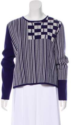 Bottega Veneta Cashmere Patterned Sweater