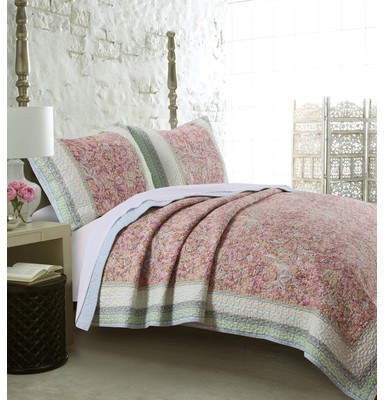 Wayfair Fortunato Quilt Set