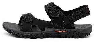 Merrell New Mojave Sport Sandal Black Mens Shoes Casual Sandals Sandals Flat