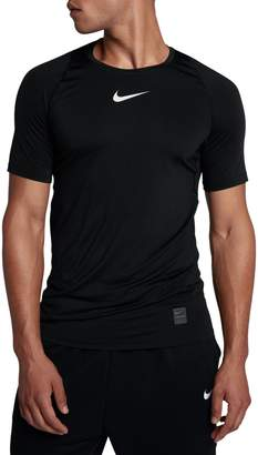 Nike Pro Fitted Short-Sleeve Tee