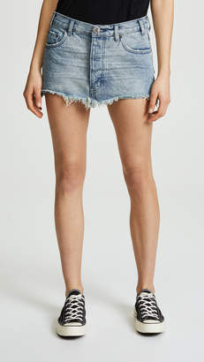 One Teaspoon Junkyard Miniskirt