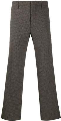 Etro side stripe suit trousers