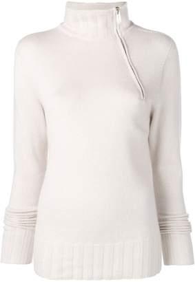 Giorgio Armani turtle-neck long sleeve sweater