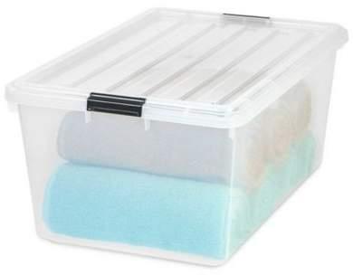 IRIS® 68 qt. Buckle Down Storage Boxes (Set of 5)